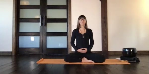 Mindfulness y Yoga matinal 2
