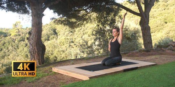 Yoga suave para despertar el cuerpo 10′