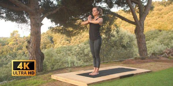 Yoga matinal para personas poco flexibles 20′