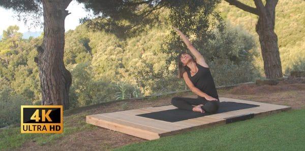 Yoga matinal suave para despertar