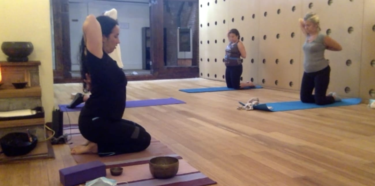 Open class Yoga Restaurativo