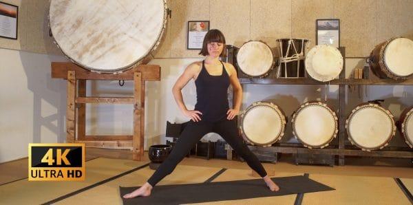 SERIE – Yoga principiantes semana 2 – posturas de pie